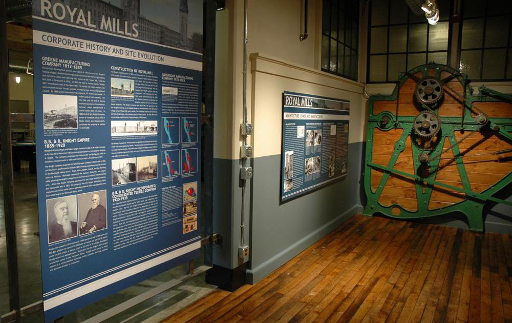 Interpretive Displays / Exhibits