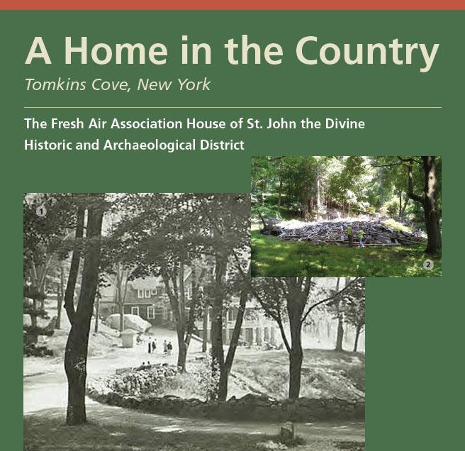 A Home in the Country-Fresh Air Booklet