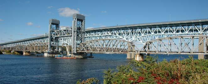 Thames River Bridge