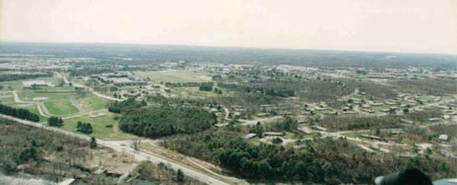 Fort Devens Reserve Training, Ayer, Harvard, Lancaster, Shirley, MA  1997-1998